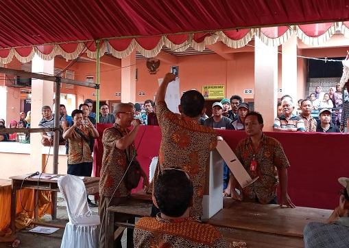 Pilkades 8 Desa Kecamatan Sumberjaya Unggul  Kepala Desa dengan Wajah Baru