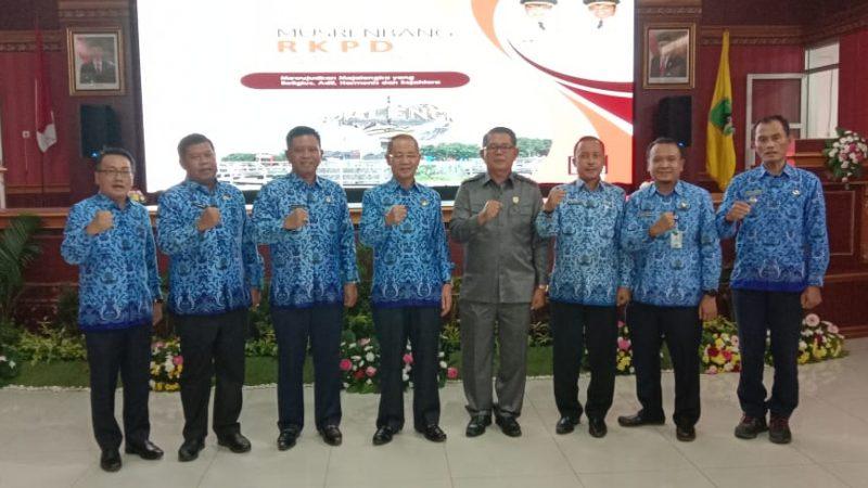 """Wujudkan Visi Misi Bupati Menuju Majalengka """"Raharja"""" di Musrenbang RKPD 2021"""