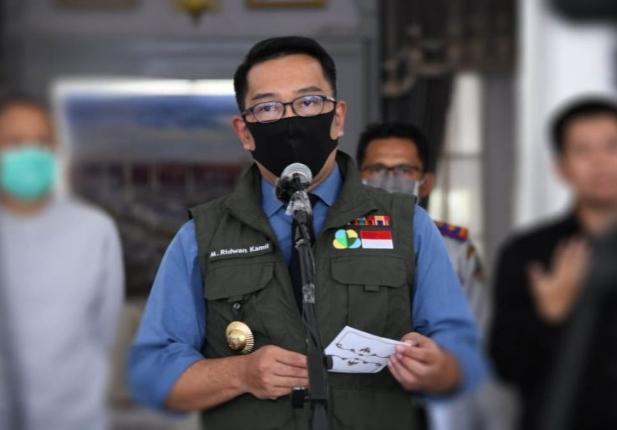 Gubernur Jabar Turunkan Bantuan dari 7 Pintu Saat Pemberlakuan PSBB
