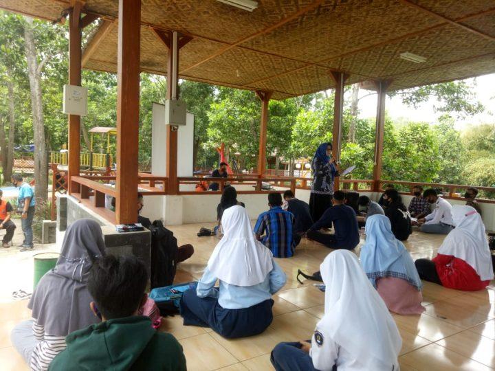 Cegah pernikahan dini, Bidang K3 BKKBN Kota Banjar Gelar Pembinaan PIK R
