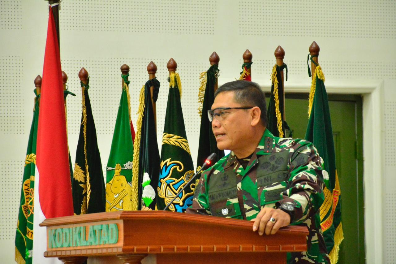 Dankodiklatad Laksanakan Silaturahmi lanjutan dengan para Ketua IMI