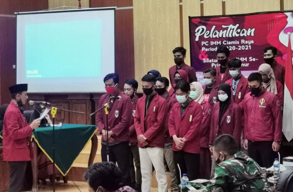 Wabup Yana D Putra, IMM Membentuk Akademisi Islam Berakhlak Mulia