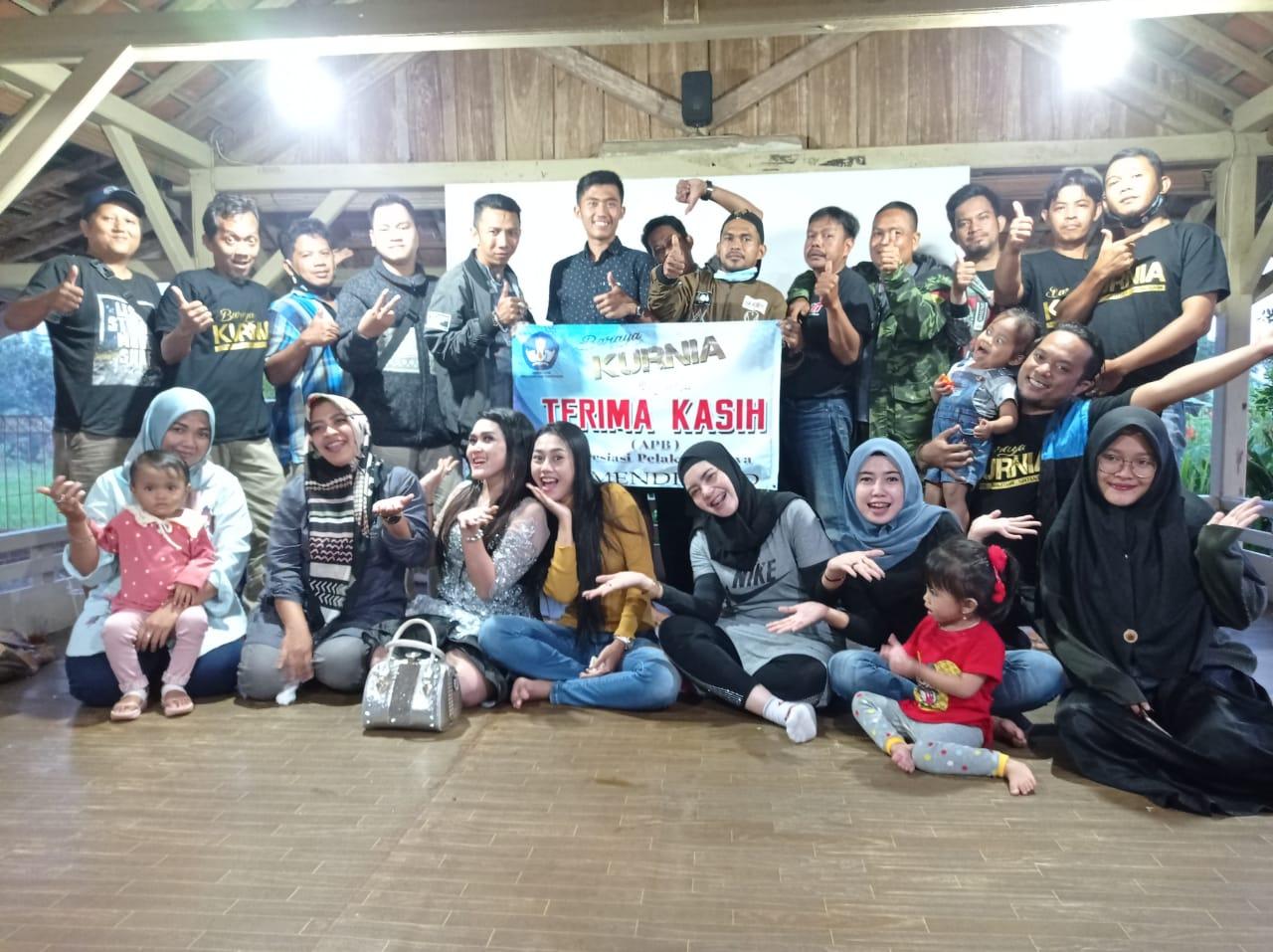 Seniman Kurnia Group, Gelar Syukuran dan Silaturahmi