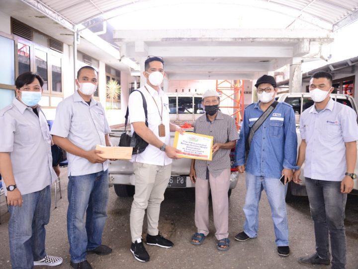 PT Timah Bantu Renovasi Rumah Ibadah di Bangka dan Bangka Selatan